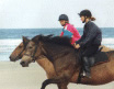 Instruction and Beach Rides